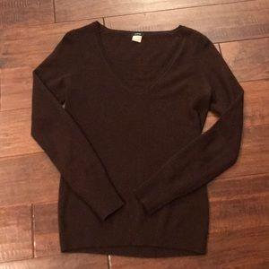 Lightweight wool sweater
